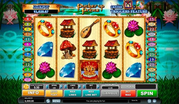 Main Gratis Slot Indonesia - Pucker Up Prince Habanero