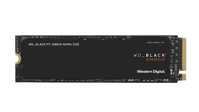 WD Black SN850 Review