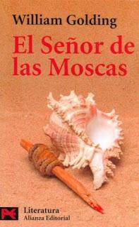 Portada del libro el señor de las moscas descargar epub pdf mobi