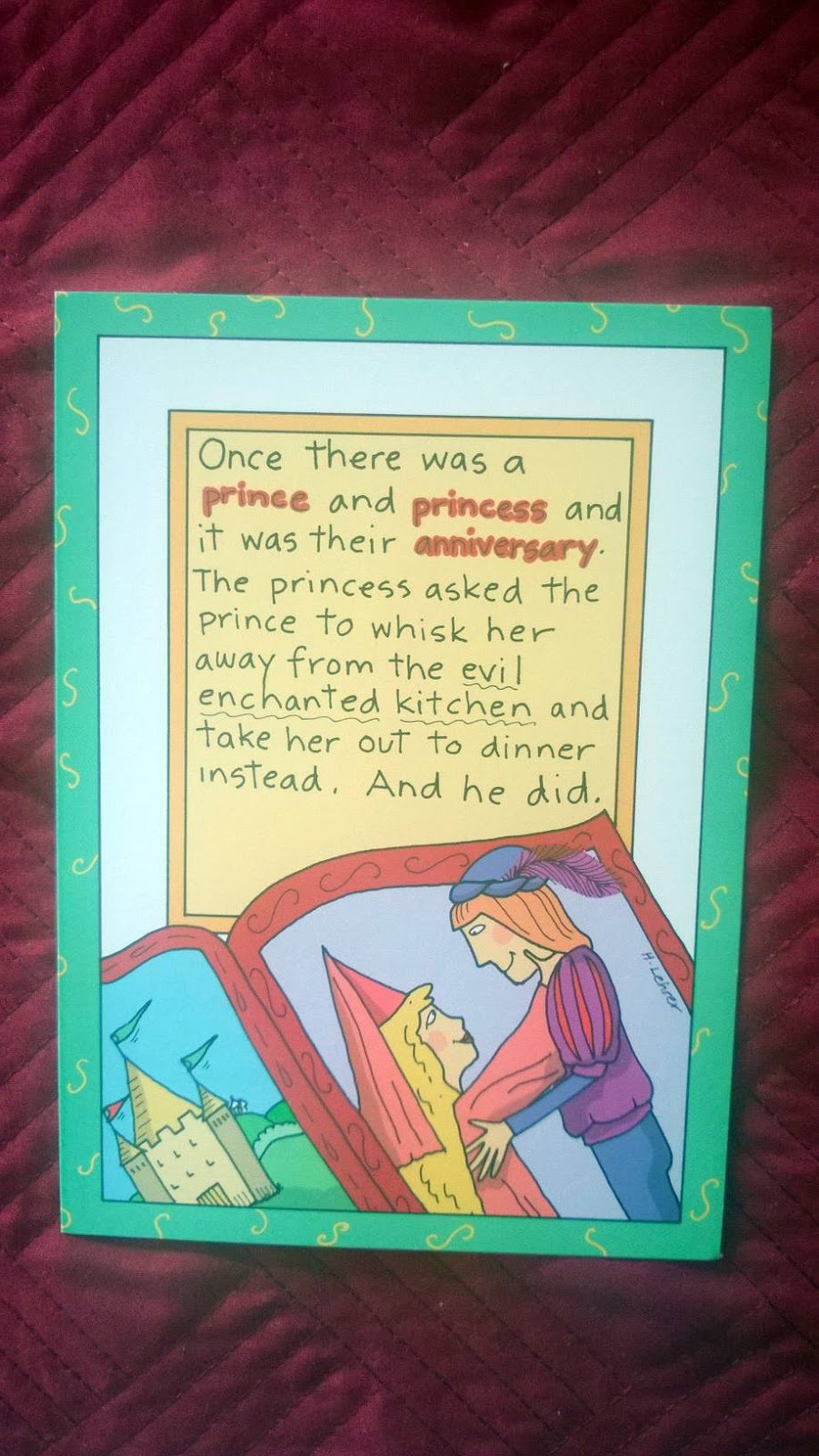 Author myrna mackenzie along came a story personalized diy so i buy a fair amount of greeting cards but sometimes its just fun to make your own so in the spirit of personalizing the message m4hsunfo