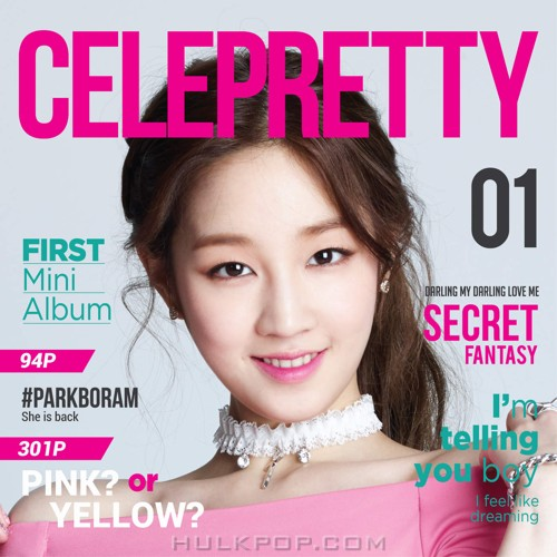 Park Boram – CELEPRETTY – EP (ITUNES PLUS AAC M4A)
