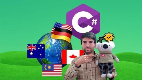 Learn C# Series Create Multi language Apps in C#