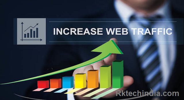 20 Easy Ways To increase traffic to your website 2020