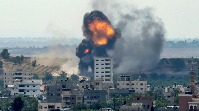 Cease-Fire Agreement Between Israel And Hamas
