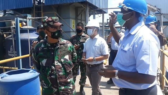 Komitmen PT Indorama Polychem Indonesia Dukung Program Citarum Harum