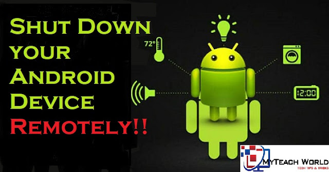 How to Shut Down your Android Device by Making Call from Another Phone
