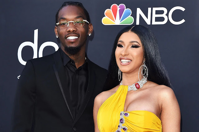 Days After Getting A Range Rover Sport, Cardi B Calls Off Divorce From Offset