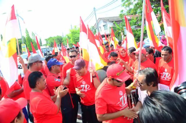 Sayang Dr Mahathir, tetapi pengundi Kubang Pasu masih pilih Umno