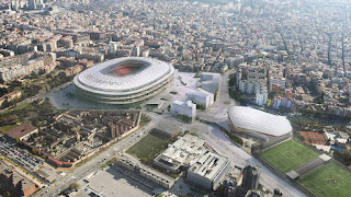 camp nou el clasico Barcelona v Real Madrid 2019