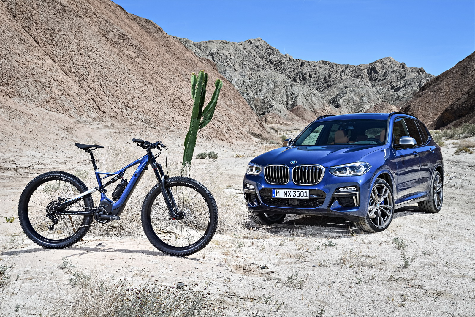 pair your 2018 bmw x3 with this new matching e bike. Black Bedroom Furniture Sets. Home Design Ideas