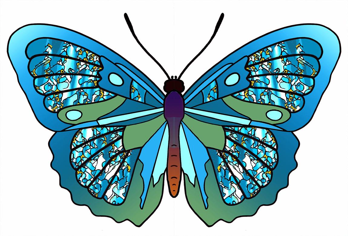 Картинки про бабочек для детей