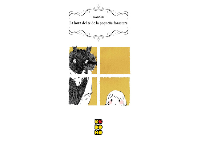 Manga: Review de La hora del té de la pequeña forastera de Nagabe - ECC Ediciones