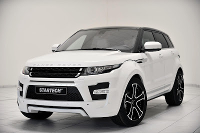 startech range rover - sport cars - lanrover tuning