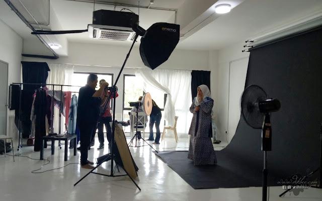 Pengalaman Di Kaio Studio, Khidmat Fotografi Terbaik