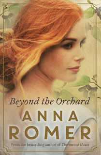 Beyond the Orchard by Anna Romer book cover