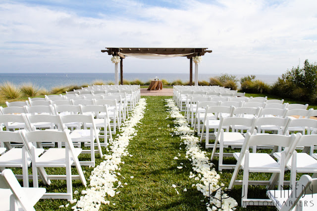 Wedding Reception Venues In Los Angeles Terranea Resort Rancho Palos Verdes ca
