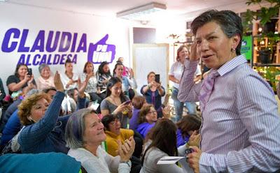 Saiba quem é Claudia Lopez, a primeira mulher a comandar a capital da Colômbia