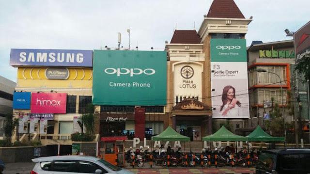 Plaza Lotus Bandar Lampung