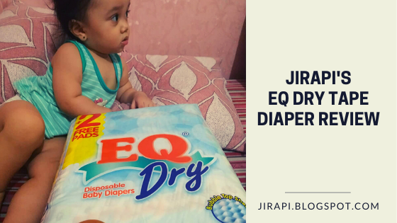 eq dry tape diaper review