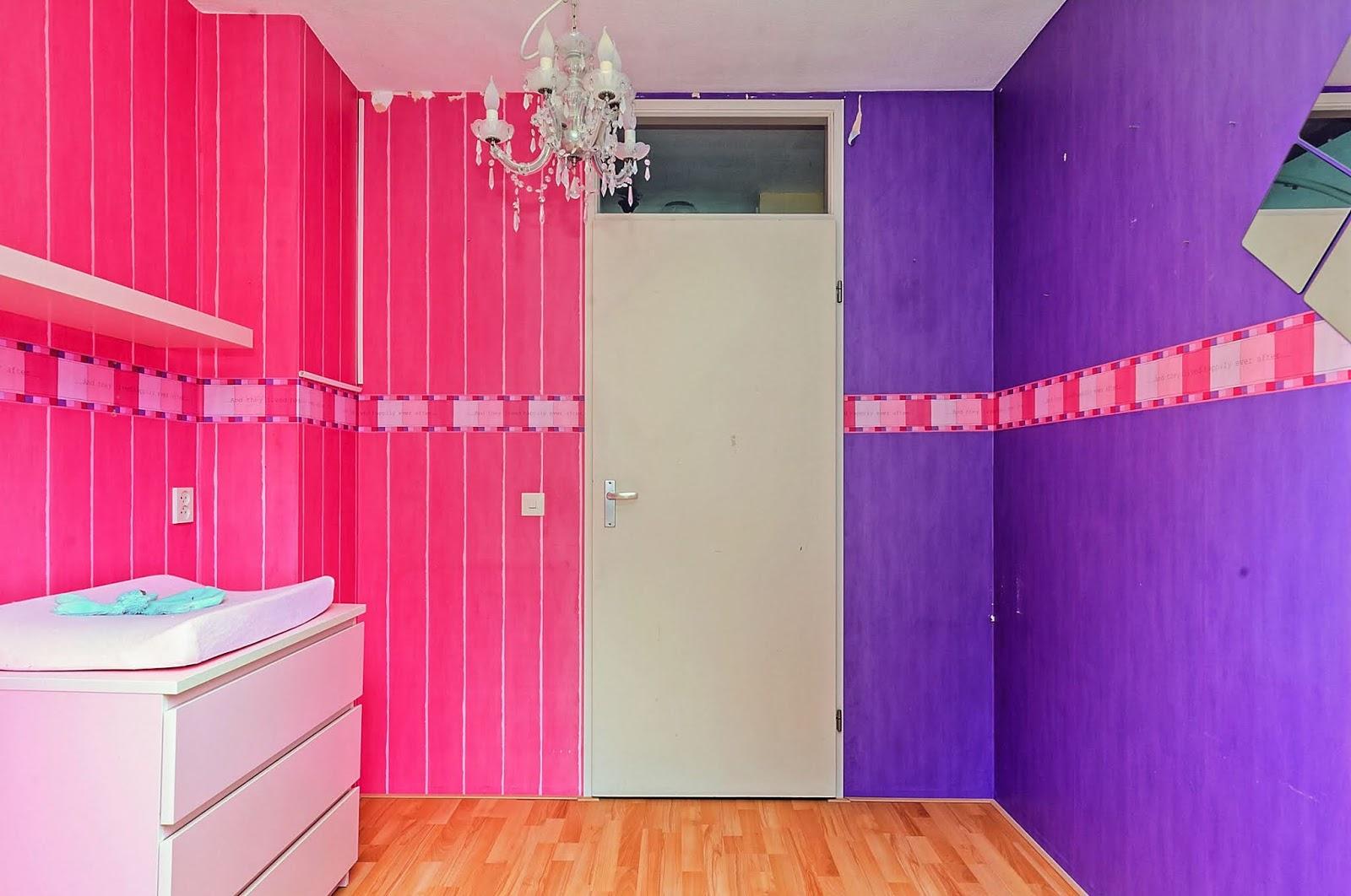 Metamorfoza pokoju dziecka przed