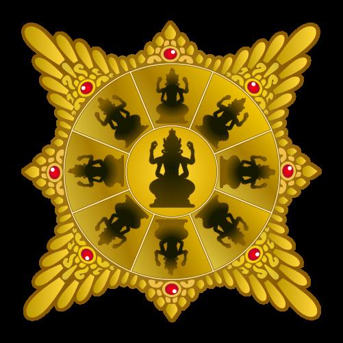 logo majapahit vektor