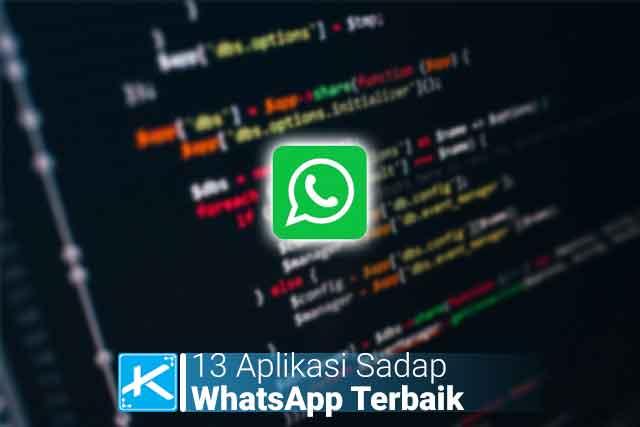 Daftar aplikasi penyadap WhatsApp terbaik tanpa ketahuan / tanpa menyentuh hp korban dan yang bisa disembunyikan secara jarak jauh untuk Android, iOS dan PC.