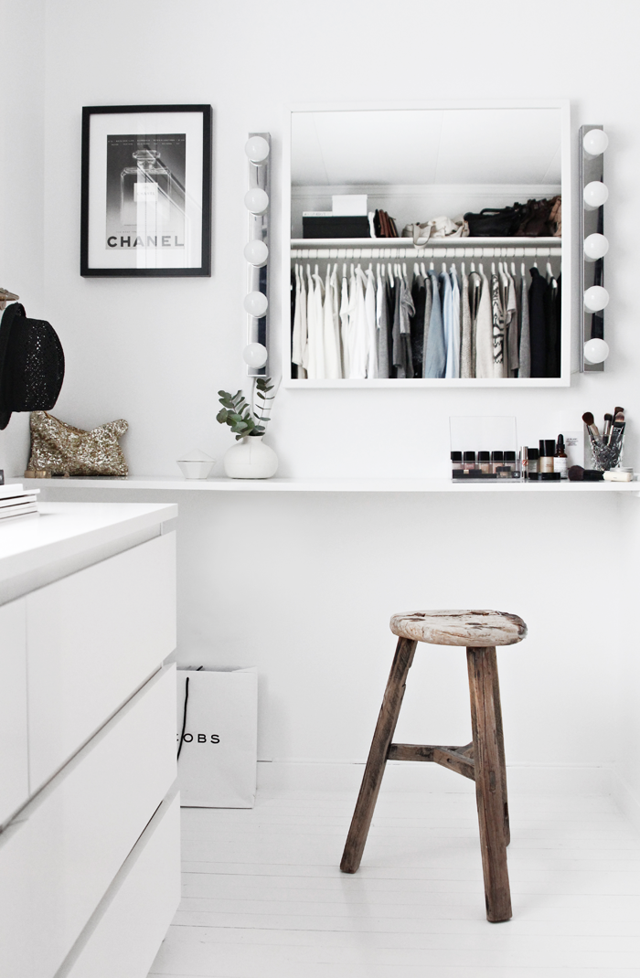 my scandinavian home: Tuesday DIY: a fab walk-in wardrobe ...
