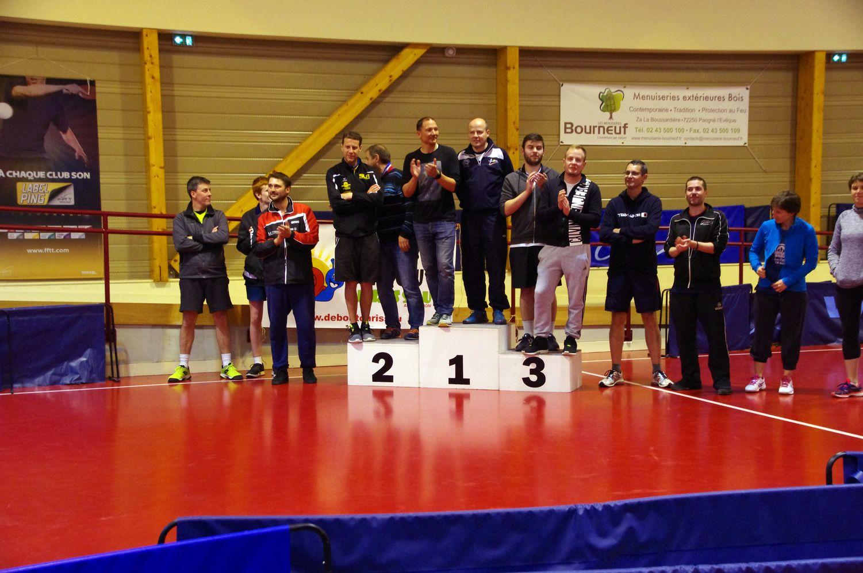 Menuiserie Bourneuf Parigne L Eveque tennis de table club de parigné l'evêque - sarthe: tournoi 3