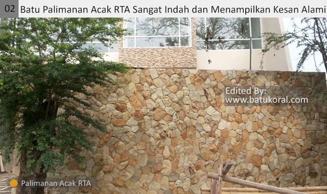 batu untuk dinding