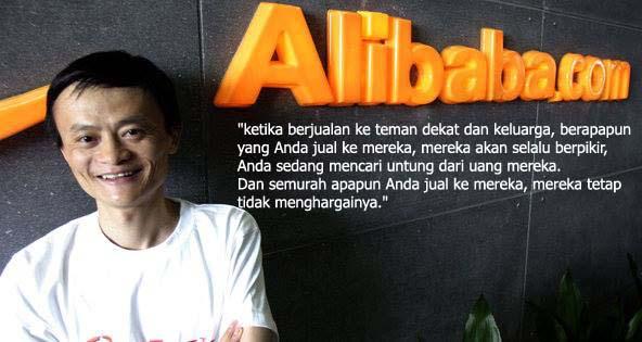 Jack Ma sosok sederhana yamg membesarkan Alibaba