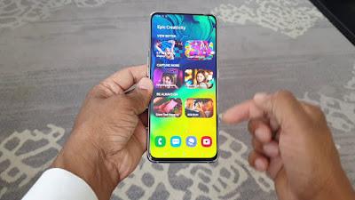 Cara Hard Reset Samsung Galaxy A80