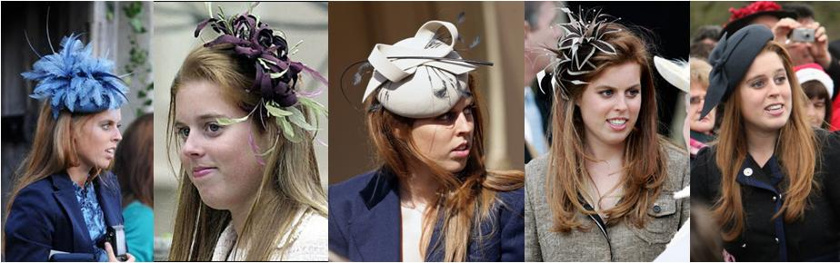The Royal Order Of Sartorial Splendor Flashback Friday Beatrice And Her Hats