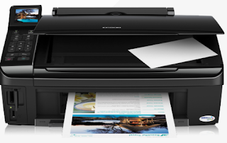 Epson Stylus SX-510W Pilote Imprimante Windows et Mac