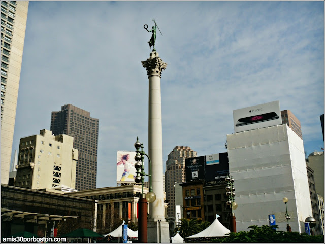 Dewey Monument, Union Square