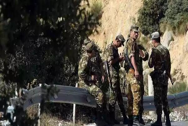الجيش يطيح بإرهابي رابع ويحجز أسلحة وذخيرة بسكيكدة