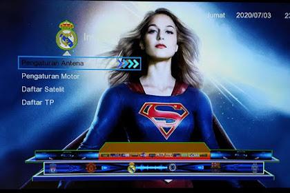 Software K-Vision Gardiner Ottimo - Optus - Lg-sat 101 Star - GOL - Supergirl