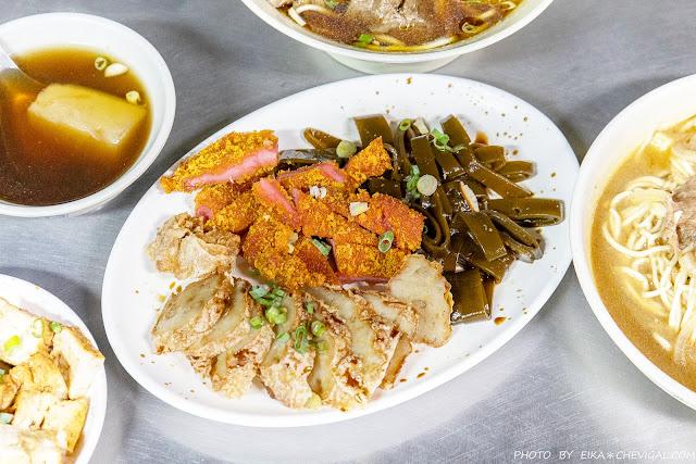 MG 0476 - 百里香牛肉麵,台中科博館附近隱藏版牛肉麵,牛肉大塊湯頭清爽不油膩,晚來吃不到!