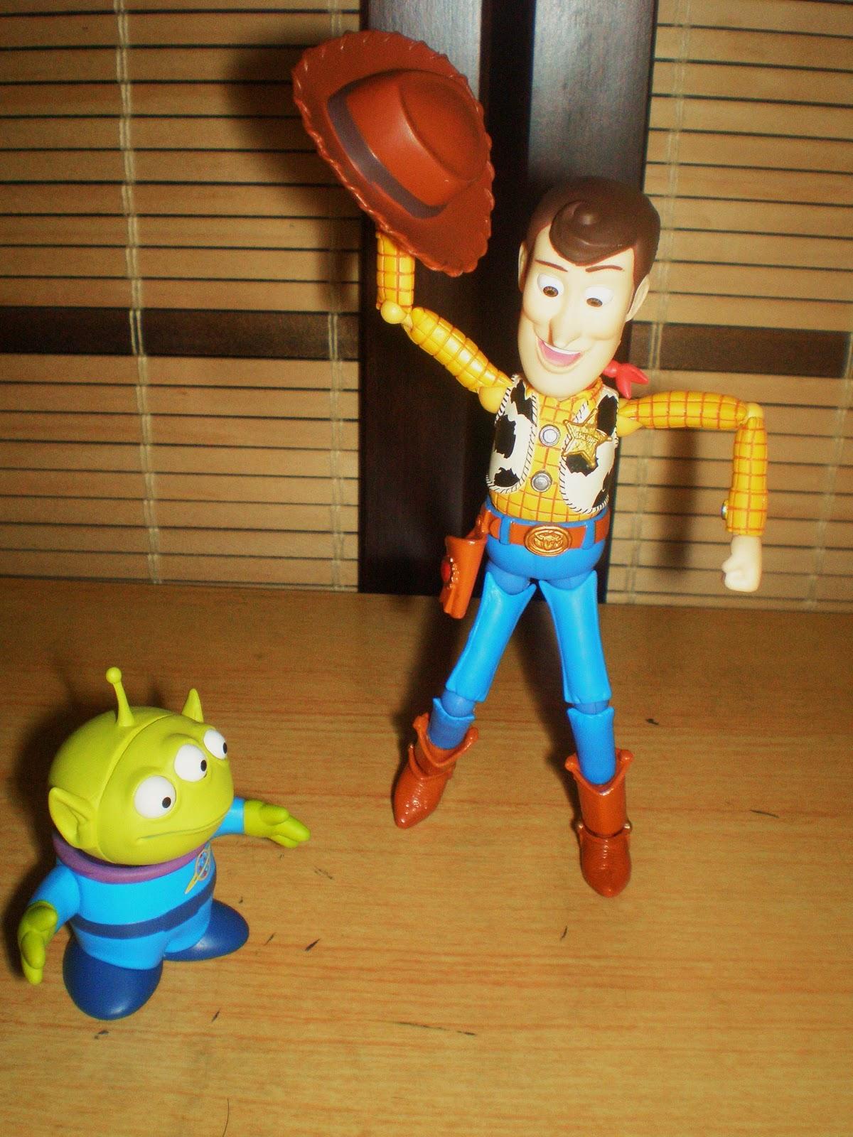 Angels and Summer: Kaiyodo Revoltech - Pixar Figure ...