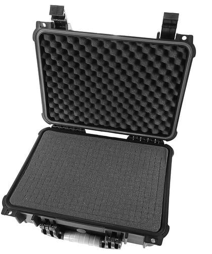 CASEMATIX 16 inch Marine Electronics FishFinder Case