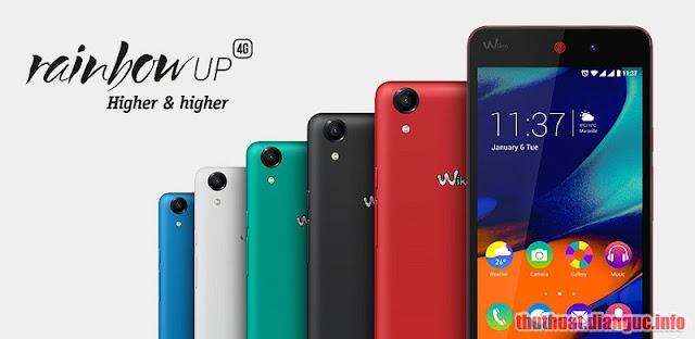 Rom cứu máy, xóa xác minh Google (FRP) cho Wiko Rainbow Up 4G