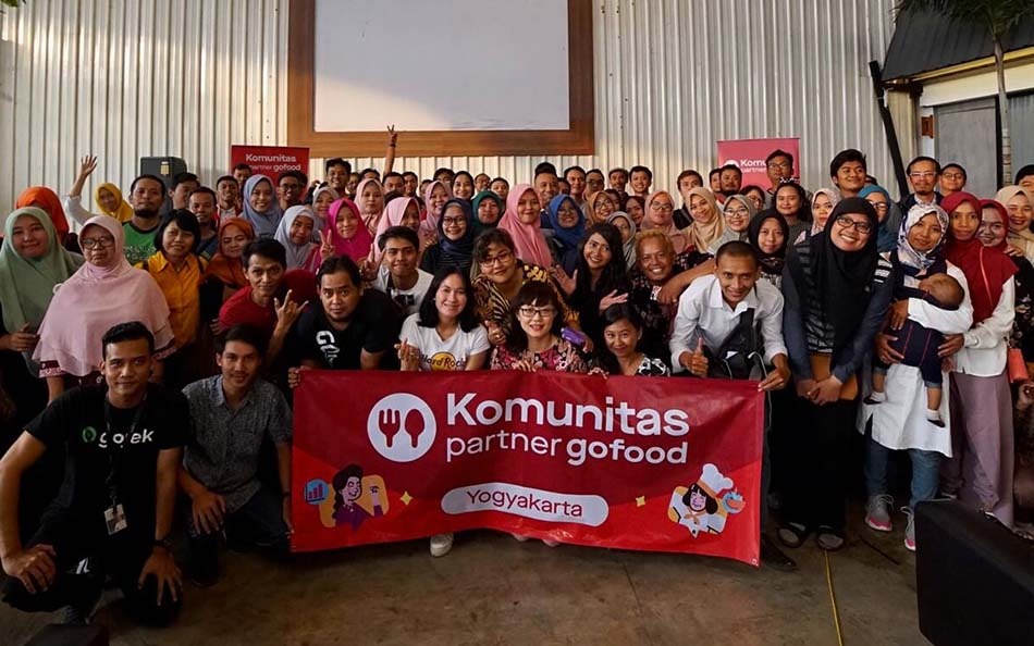 Gabung komunitas gofood indonesia