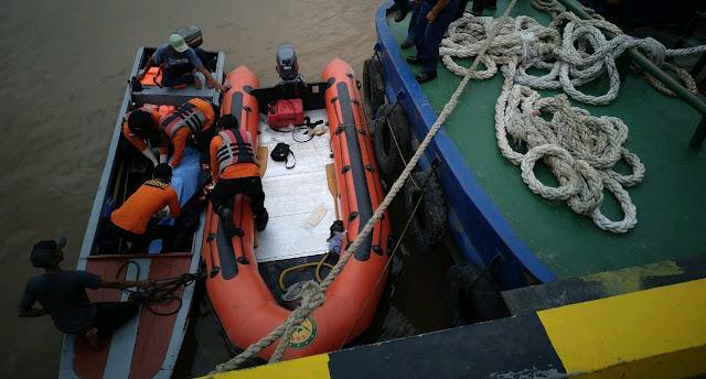 Juru Mudi Tug Boat Noah 8 Yang Hilang Di Sungai Siak Telah Di Temukan