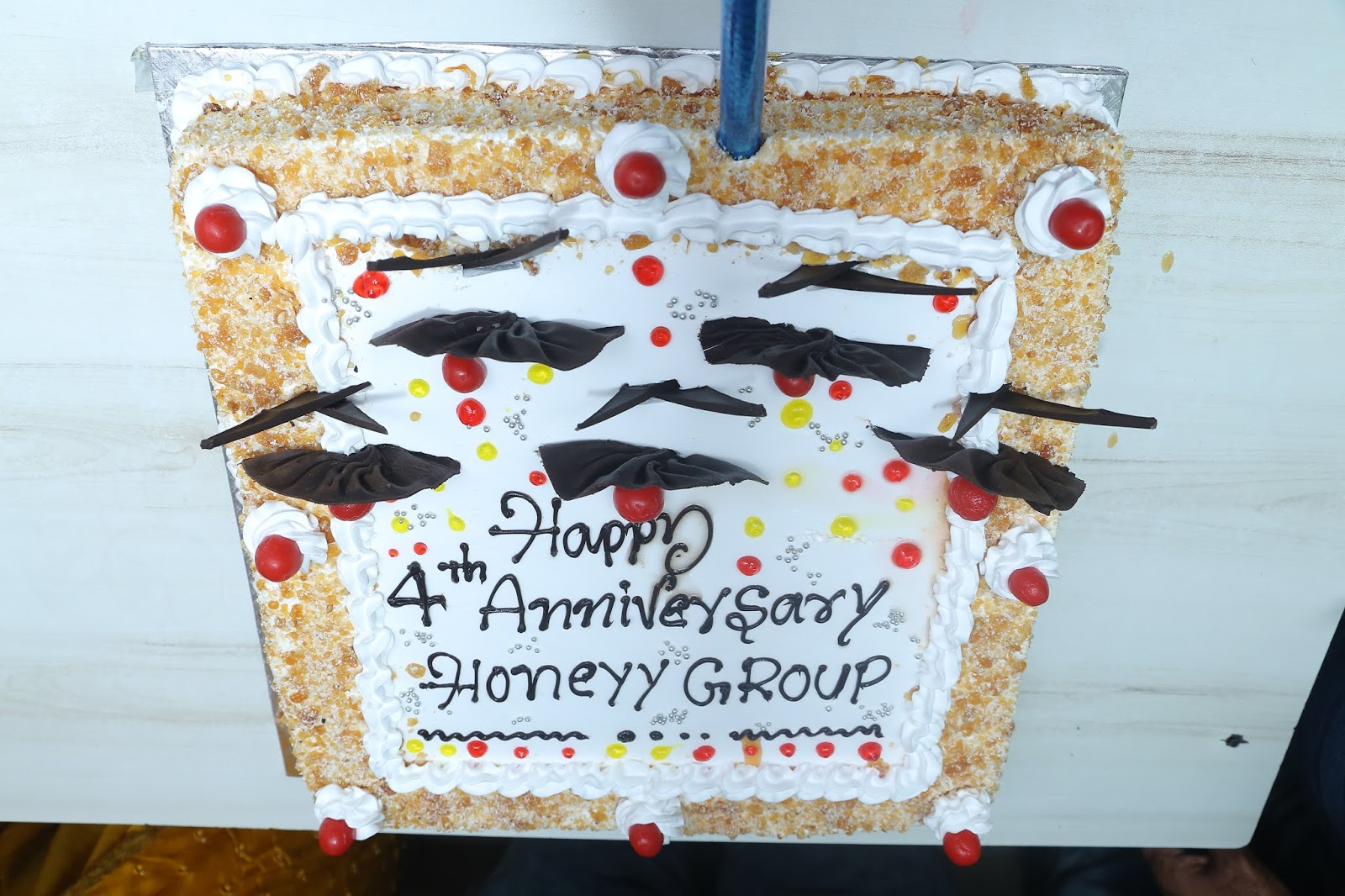 HoneyyGroup 4th Anniversary