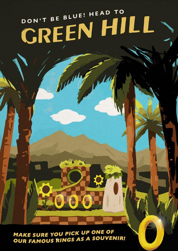 SONIC | Green Hill