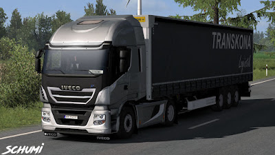 Iveco Hi-Way Reworked v2.5 [Schumi] - 1.35