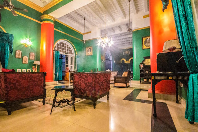 stay in belgadia palace