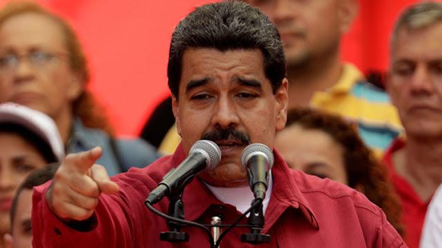 """""""Si amas la paz, prepárate para la guerra"""": Maduro ordena ejercicio militar ante amenazas de Trump"""