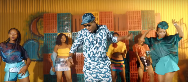 VIDEO   G Nako X Fany – Weka (Official Video) Mp4 DOWNLOAD