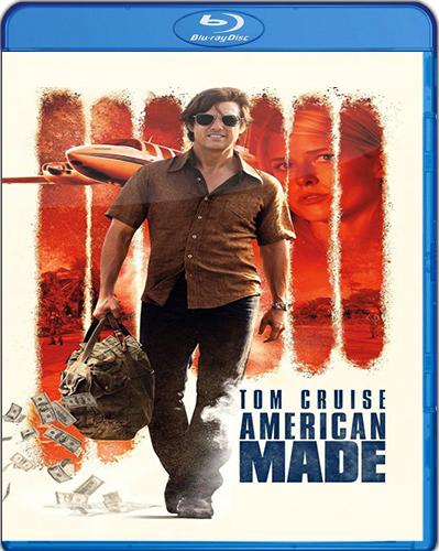 American Made [2017] [BD25] [Latino]