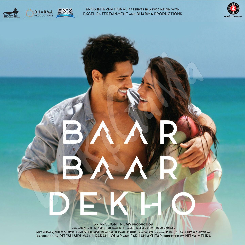 Baar-Baar-Dekho-2016-CD-fRont-Cover-Poster-wallpaper